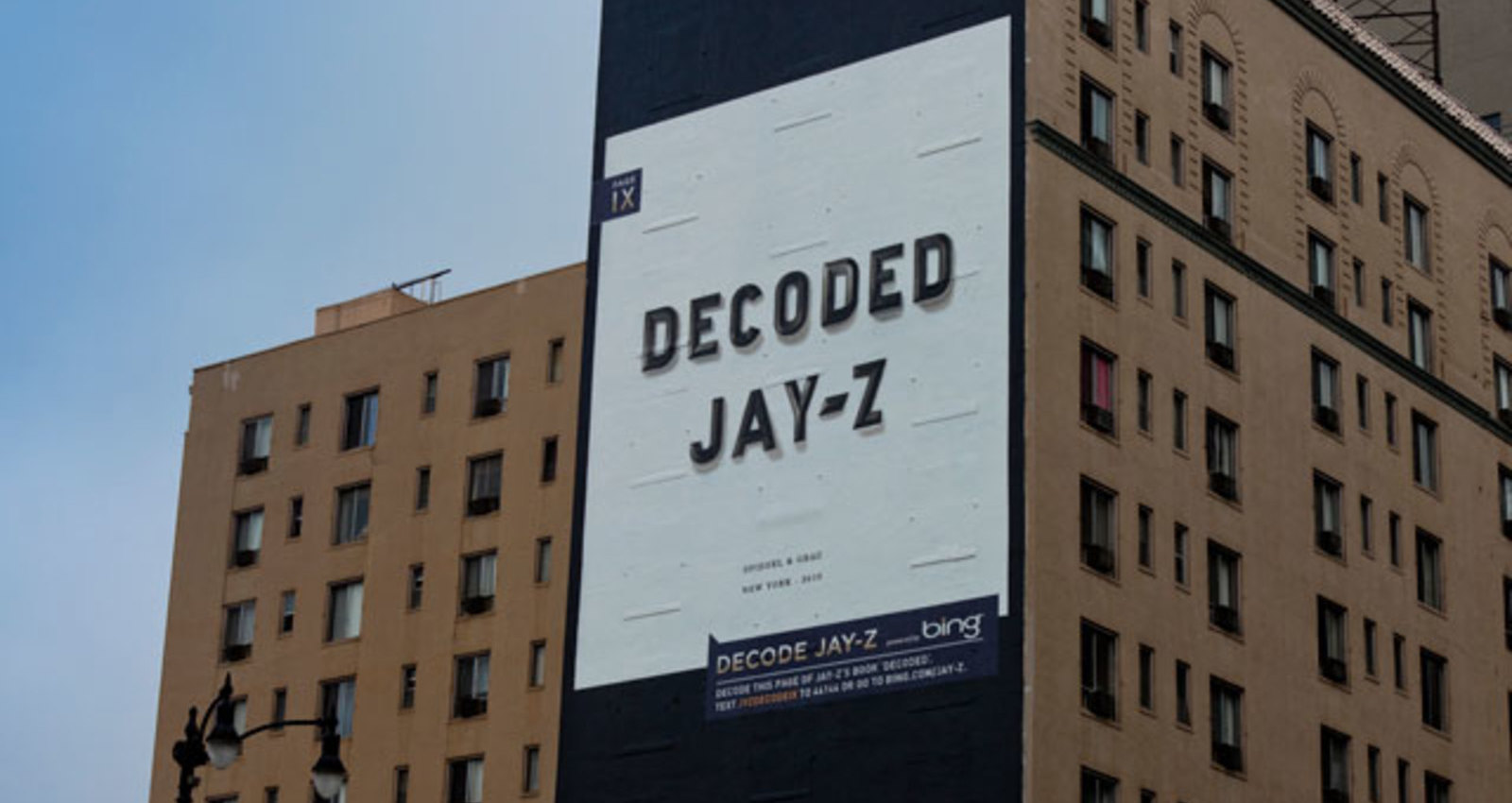 Decode Jay-Z with Bing