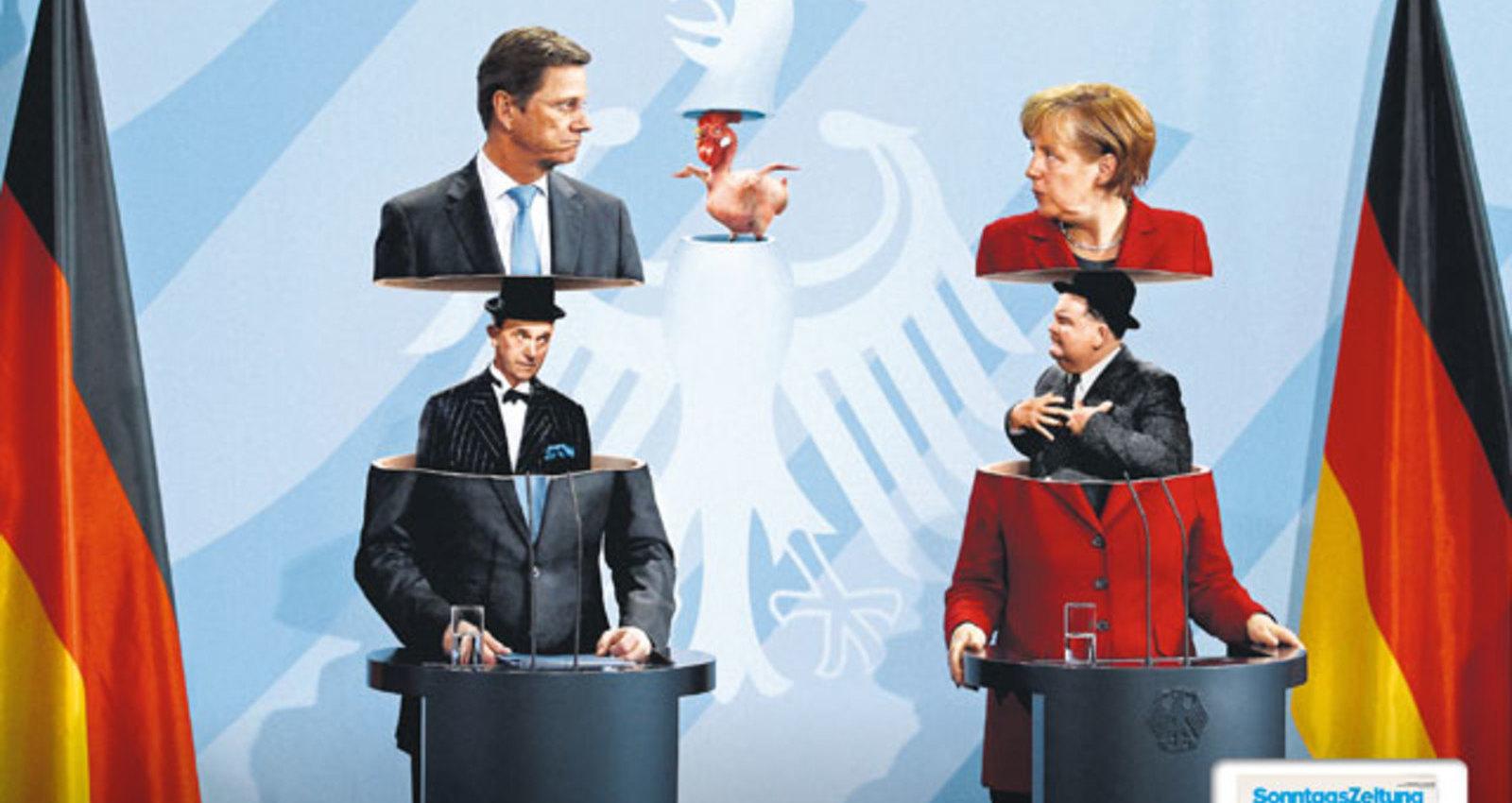 SOZ - Merkel