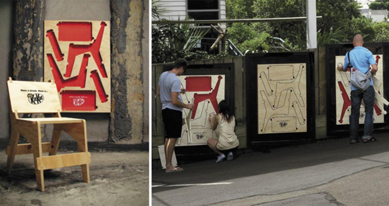Kit Kat Chairs