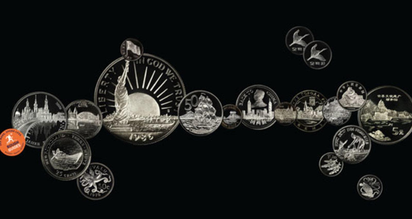 Coin Landscapes