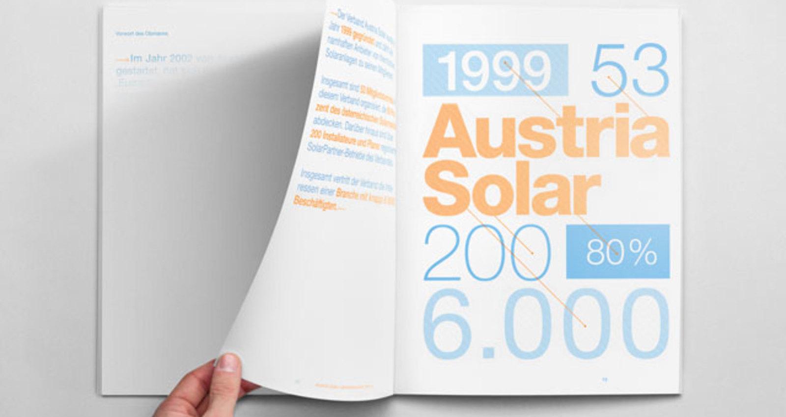 The Solar Annual Report 2011