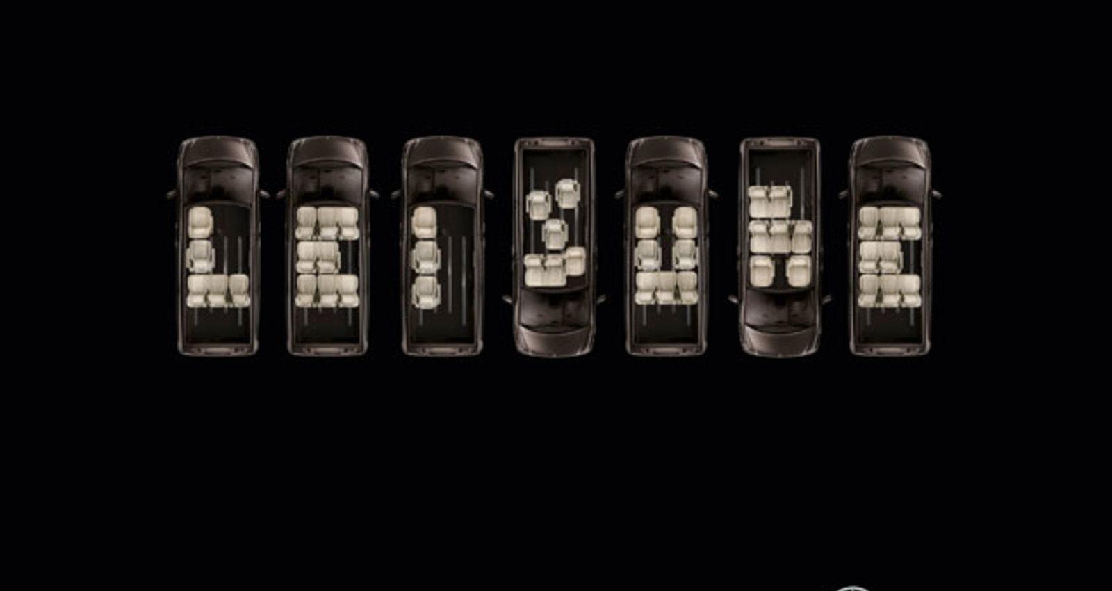 Seat Typography