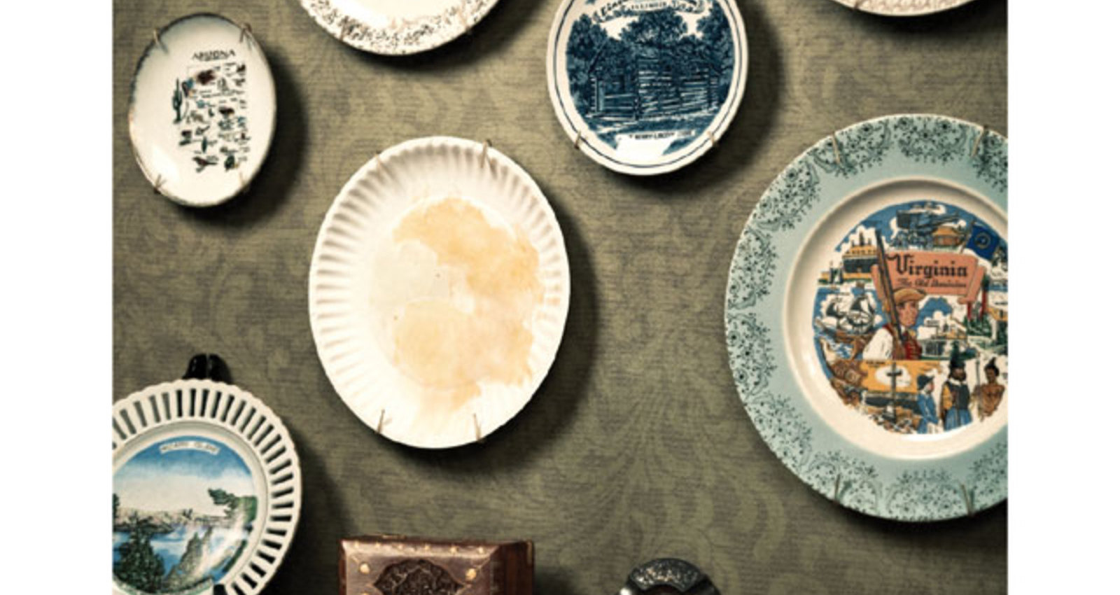 Souvenirs-Plates