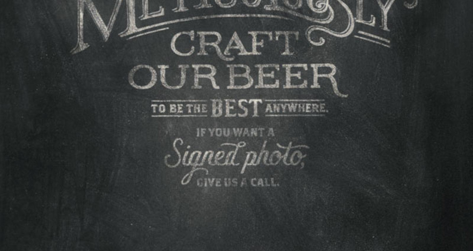 Sponsor of beer