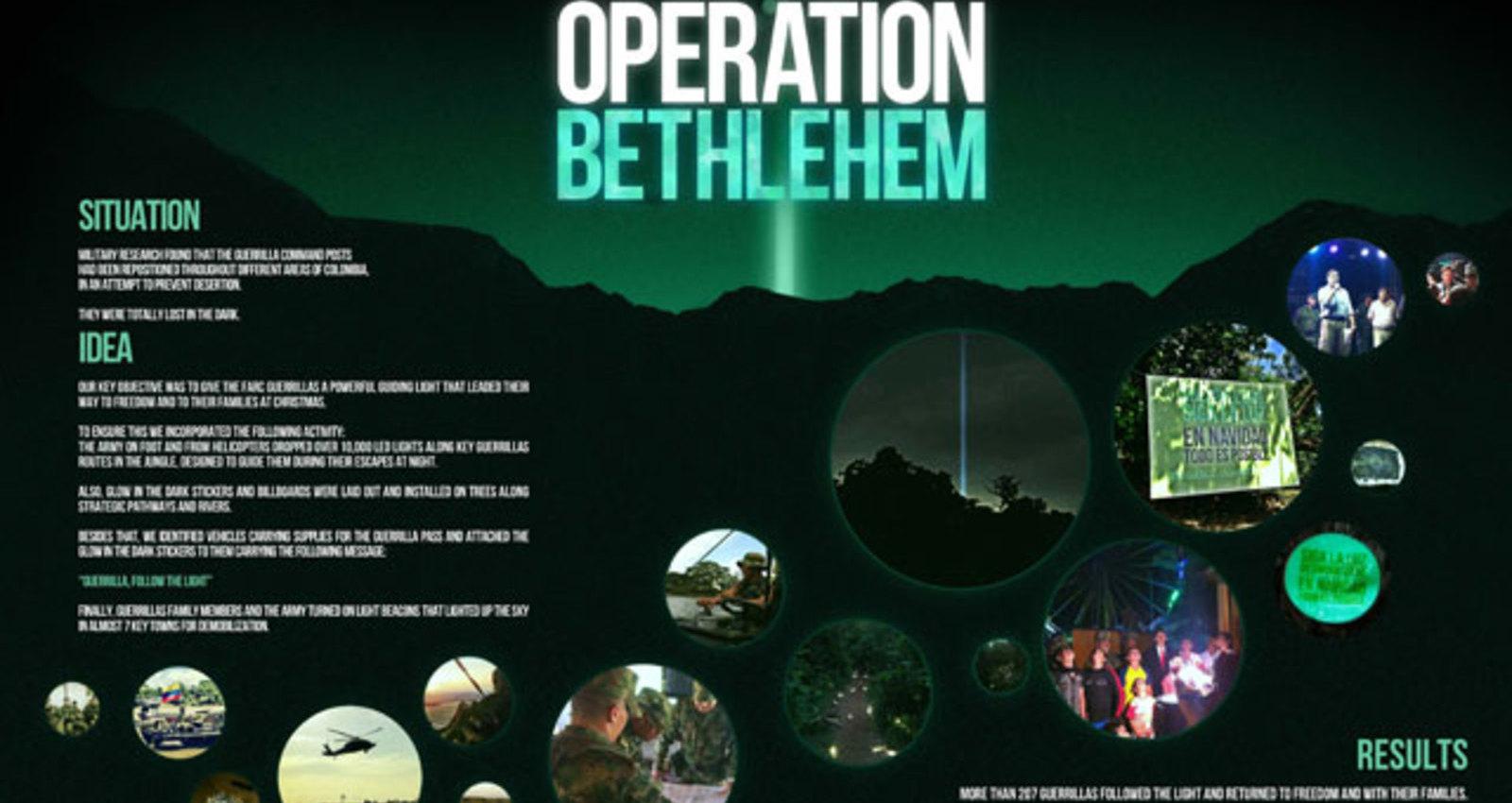 Operation Bethlehem