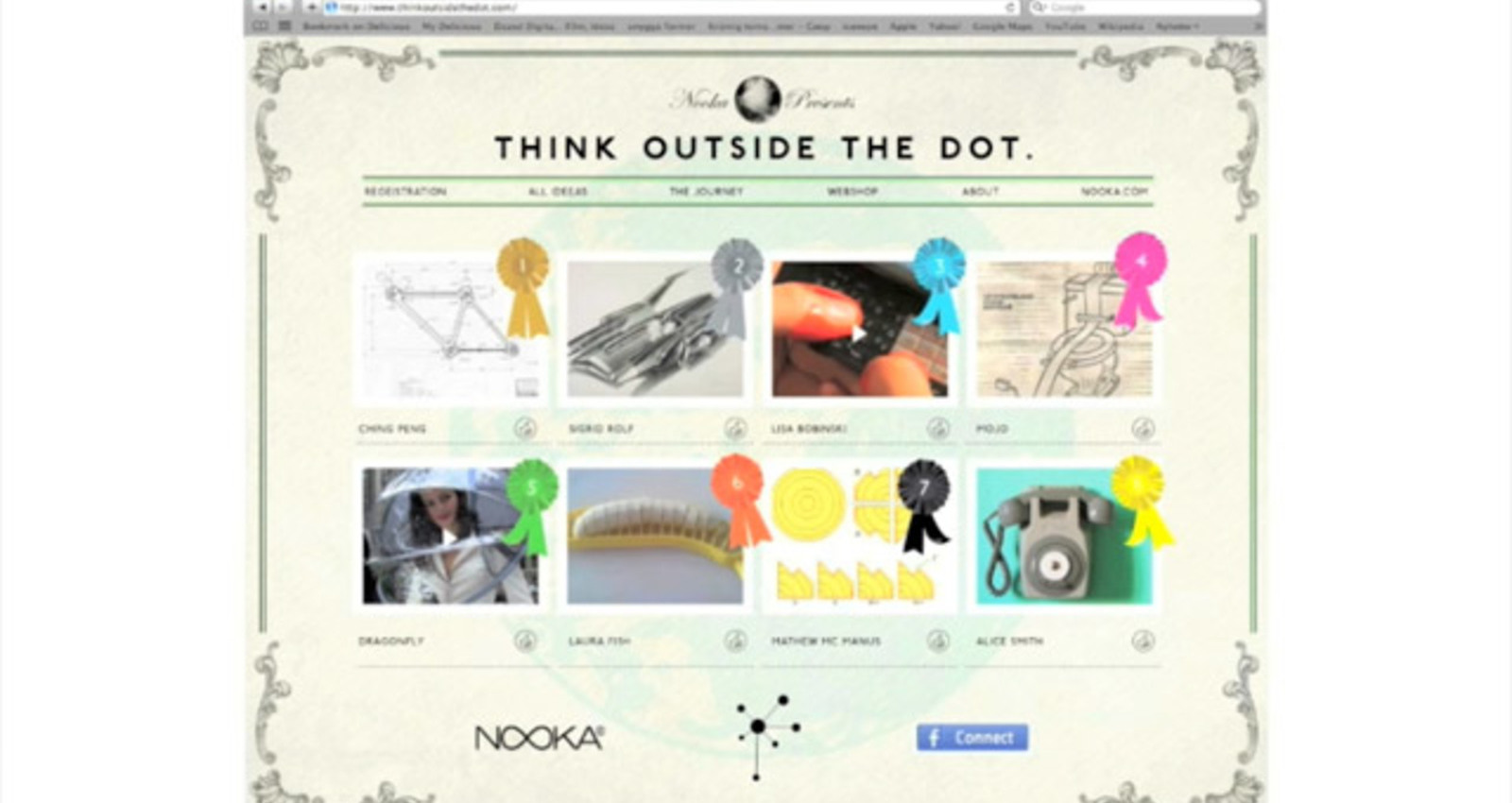 Think Outside the Dot