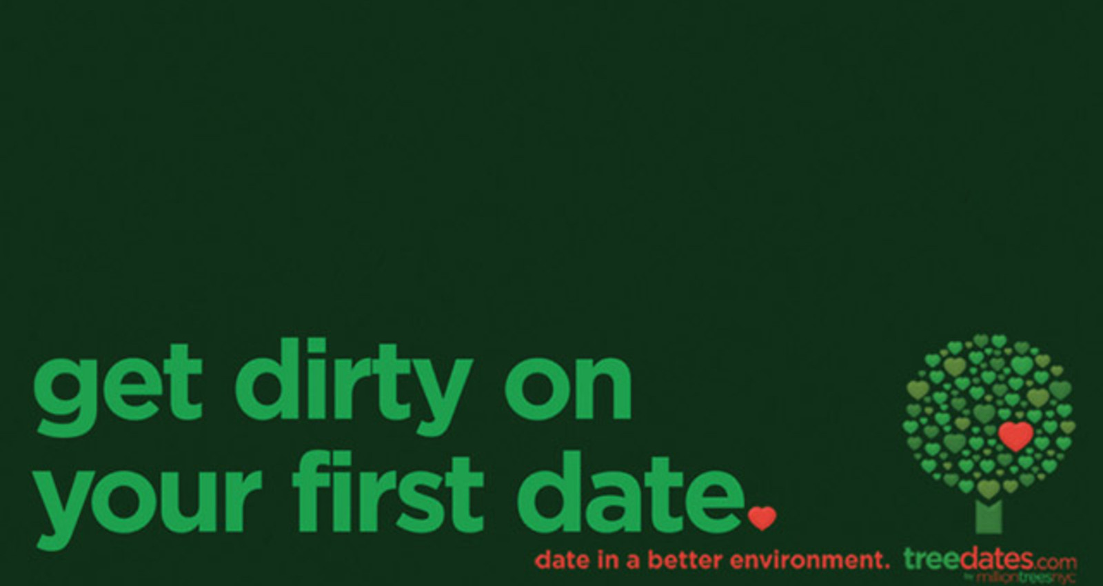 Date in a better environment