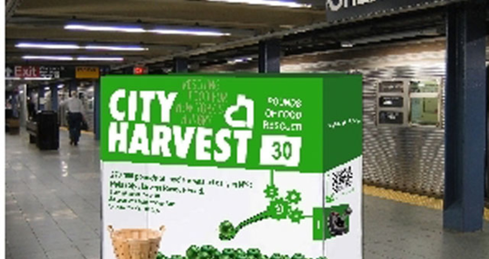 City Harvest Gears in Motion