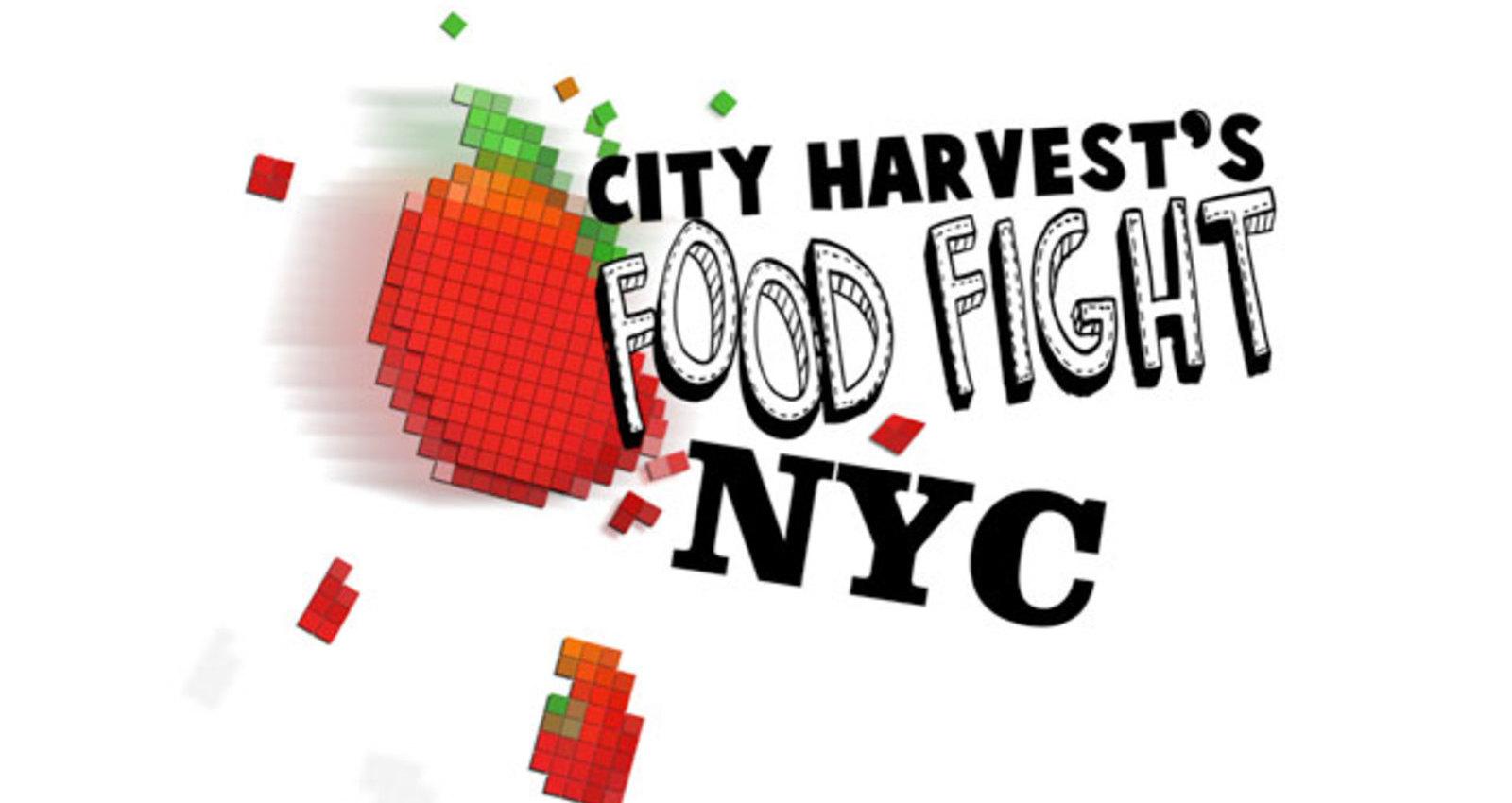 City Harvest's Food Fight NYC