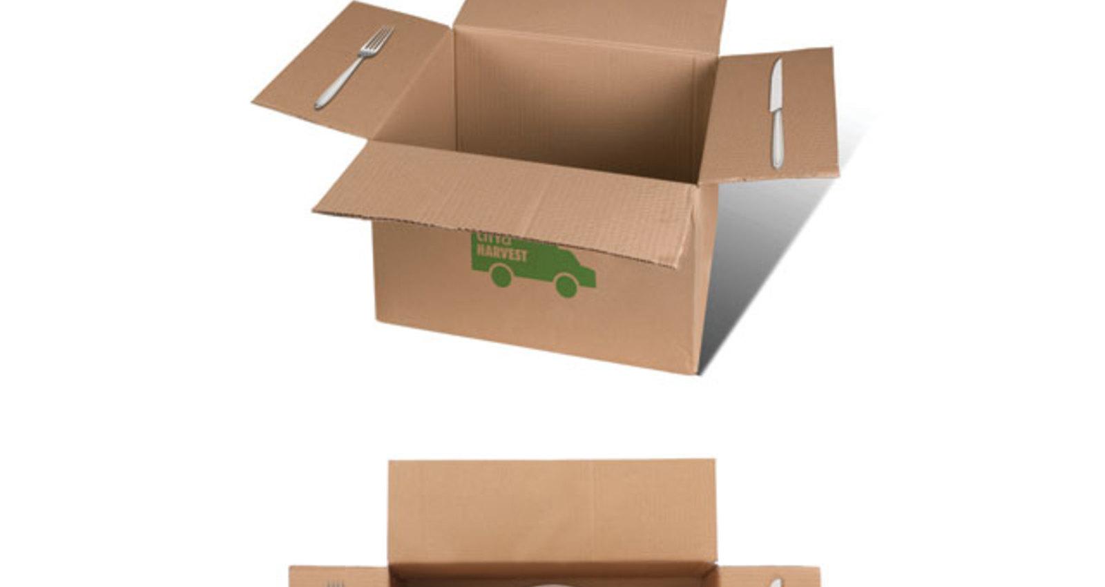 Place Setting Box