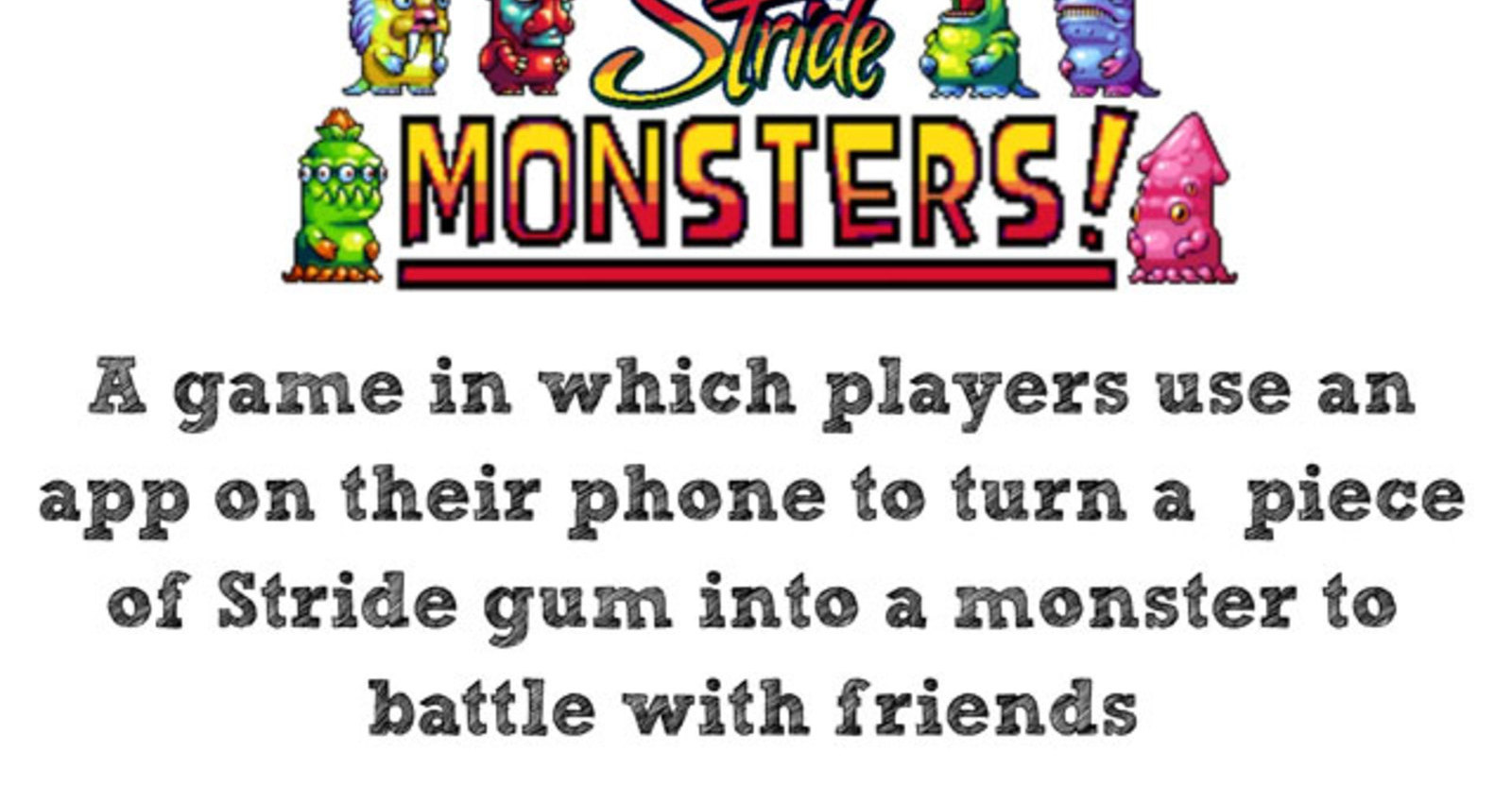 Stride Monsters