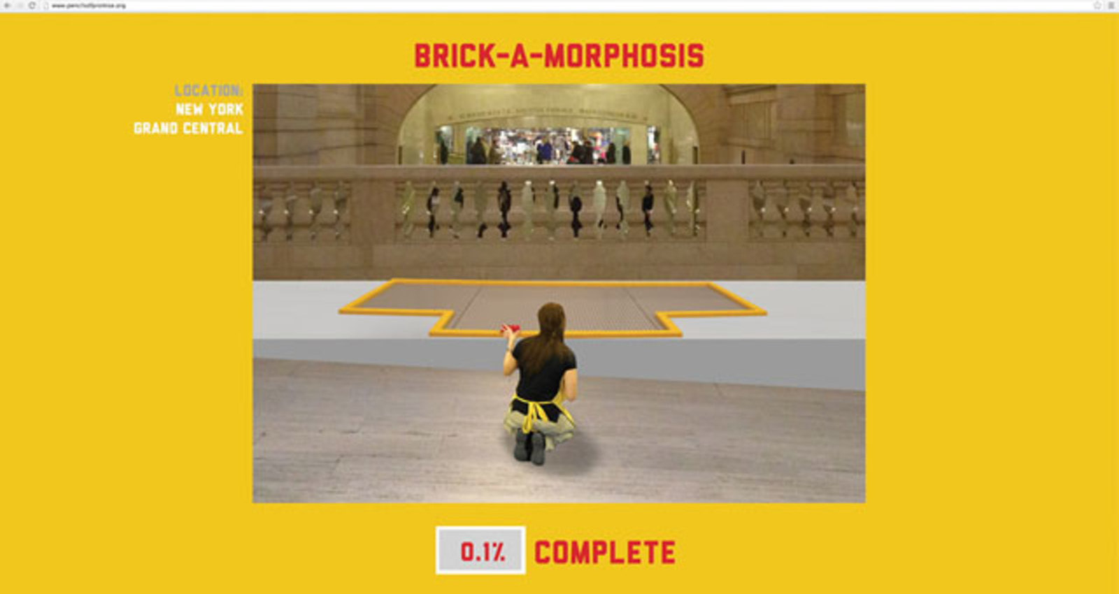 Brick-A-Morphosis