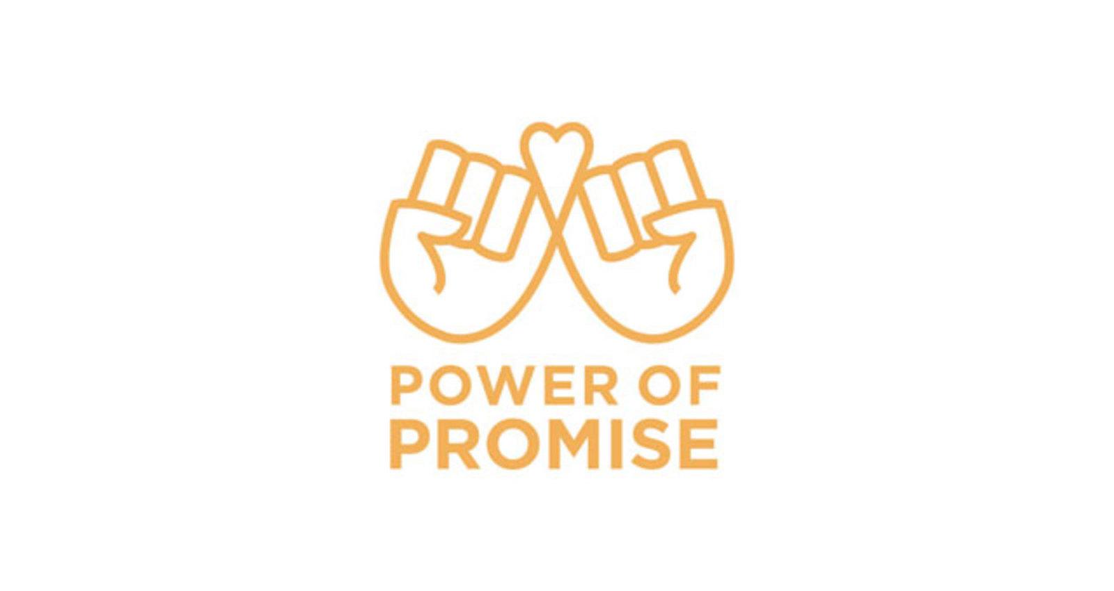 Power of Promise Logo Entry