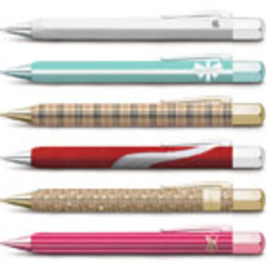 Retractable Pencils of Promise