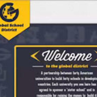 Global School District Website