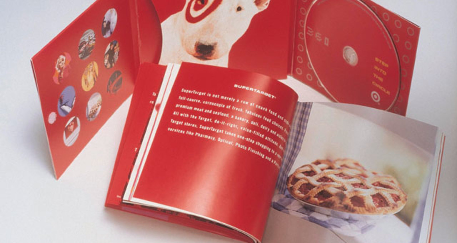 Target Brand Mrktg. Book and DVD