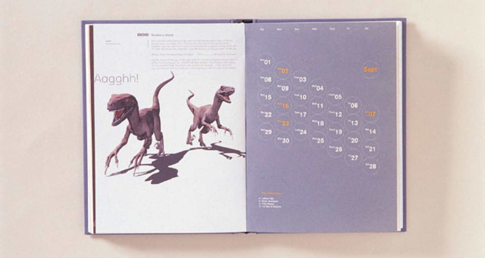 Free Time 2002 Engagement Calendar