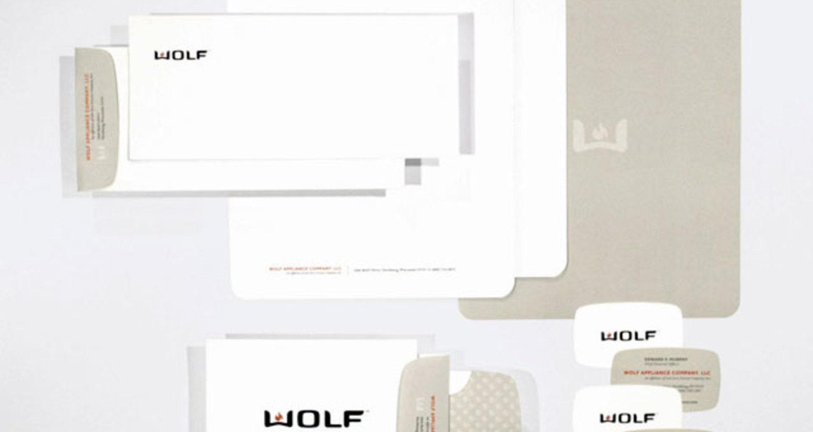 Wolf Corporate Identity