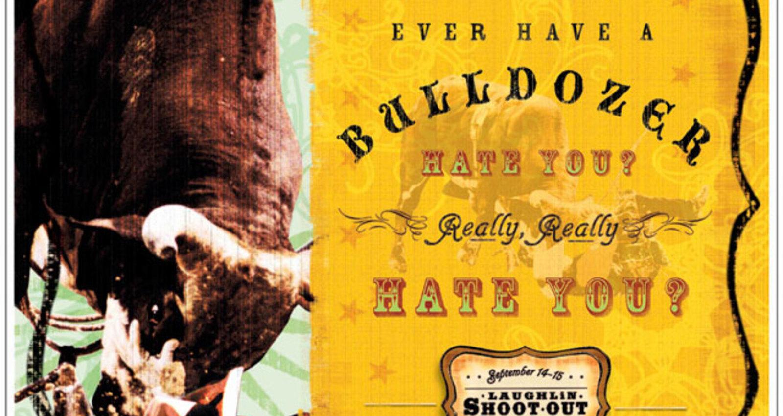 Bull Posters