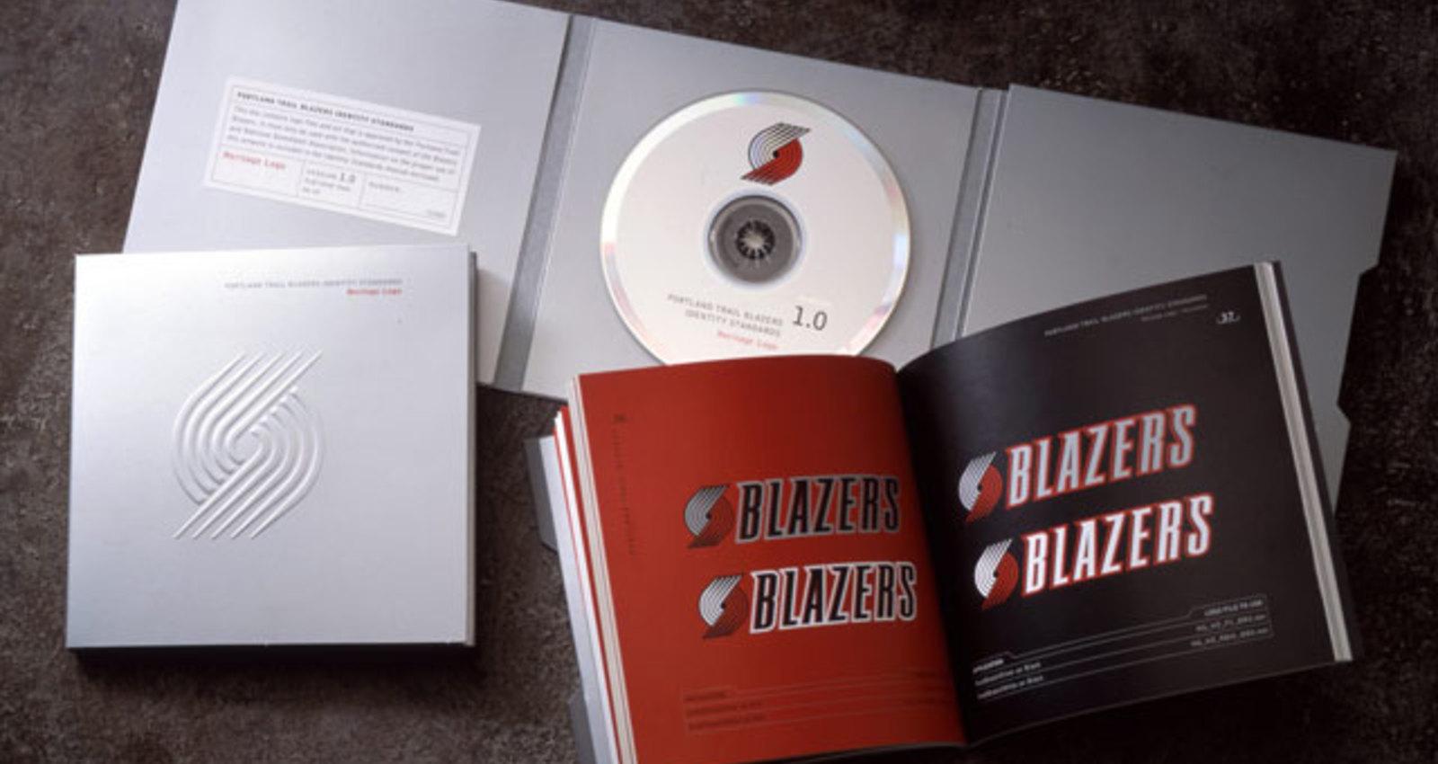 Blazer's Identity Manuals