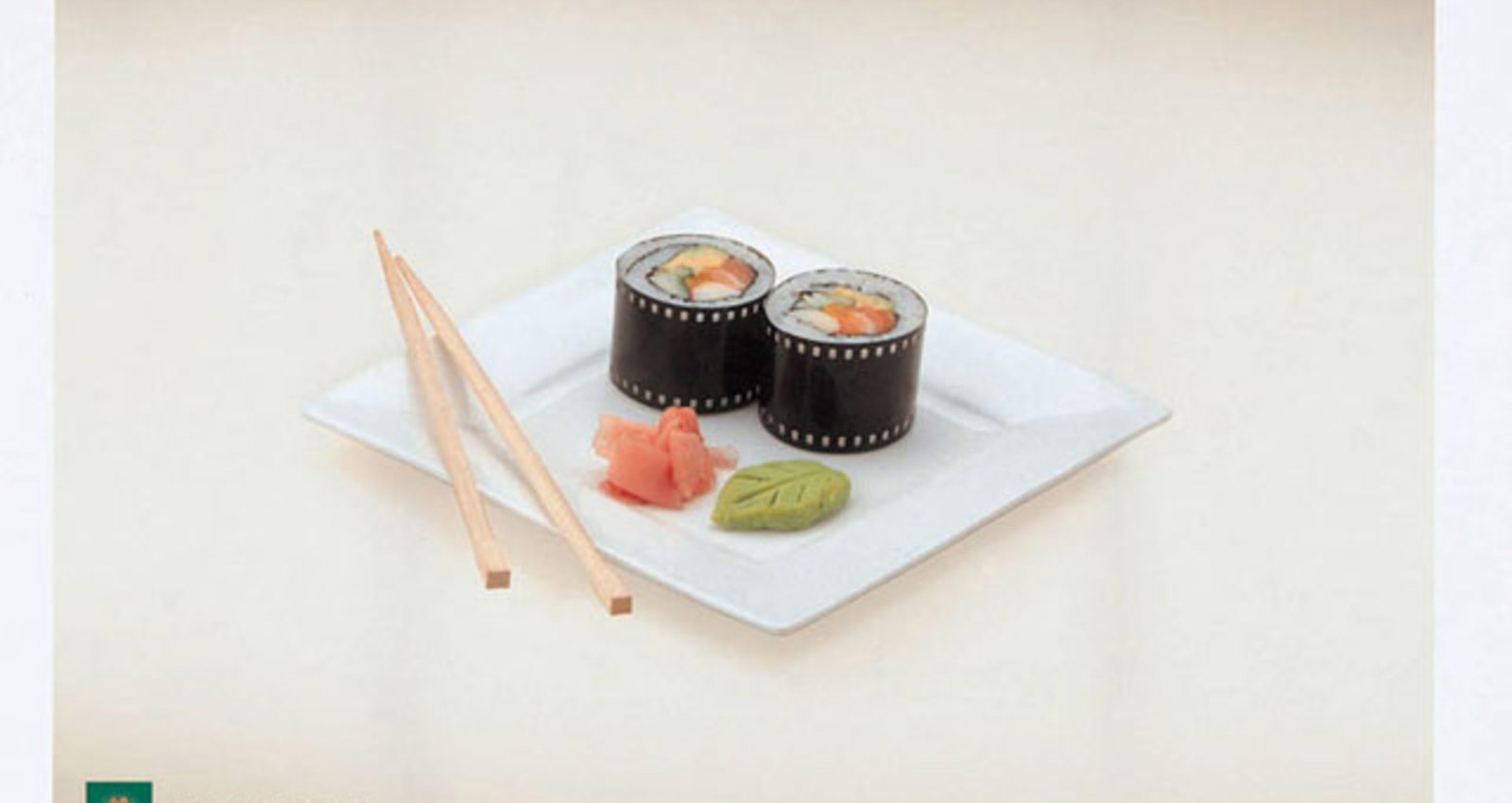 Sushi/Snails/Coffee/Swiss Roll