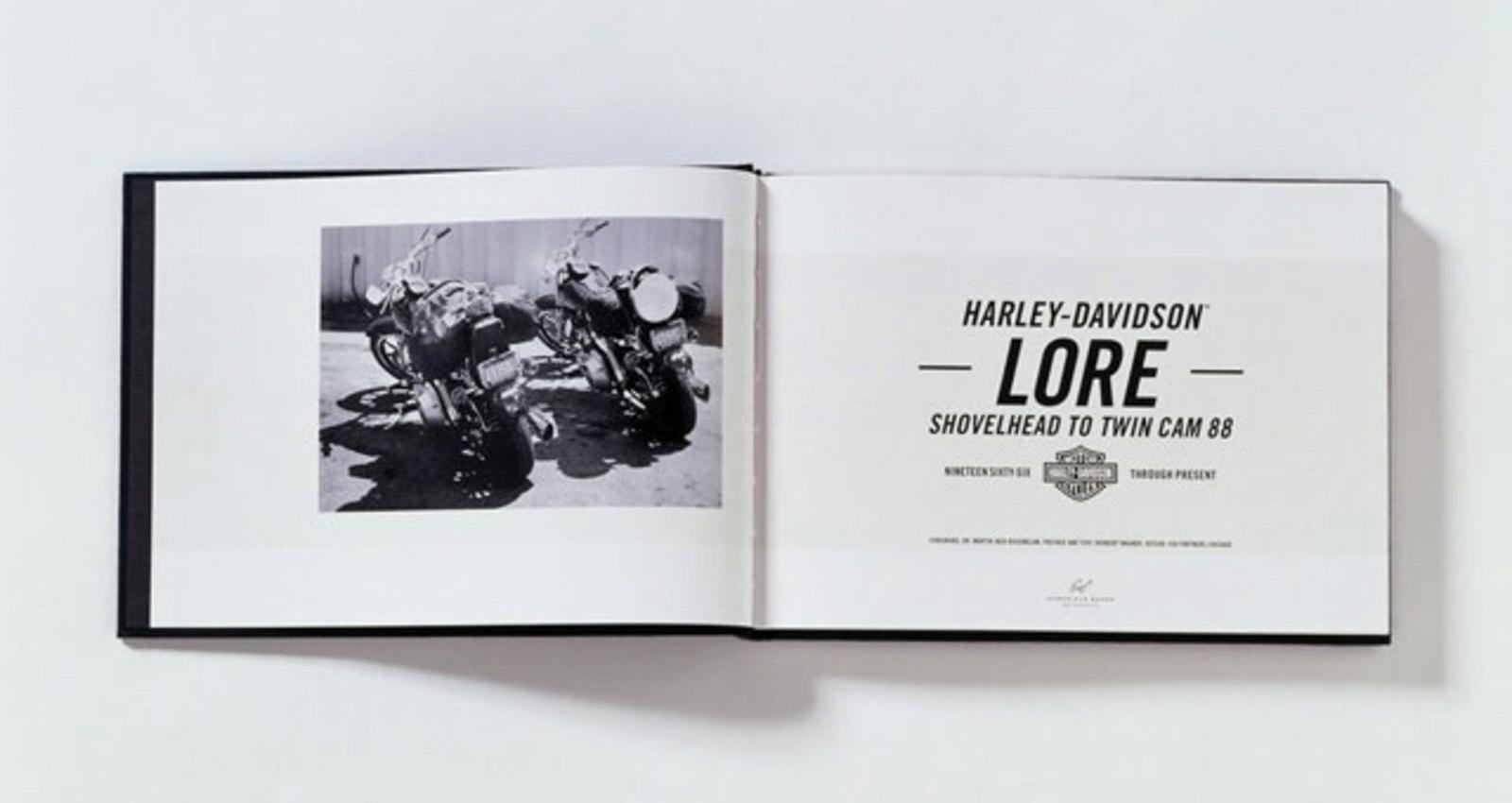 Harley-Davidson LORE: 1966-Present