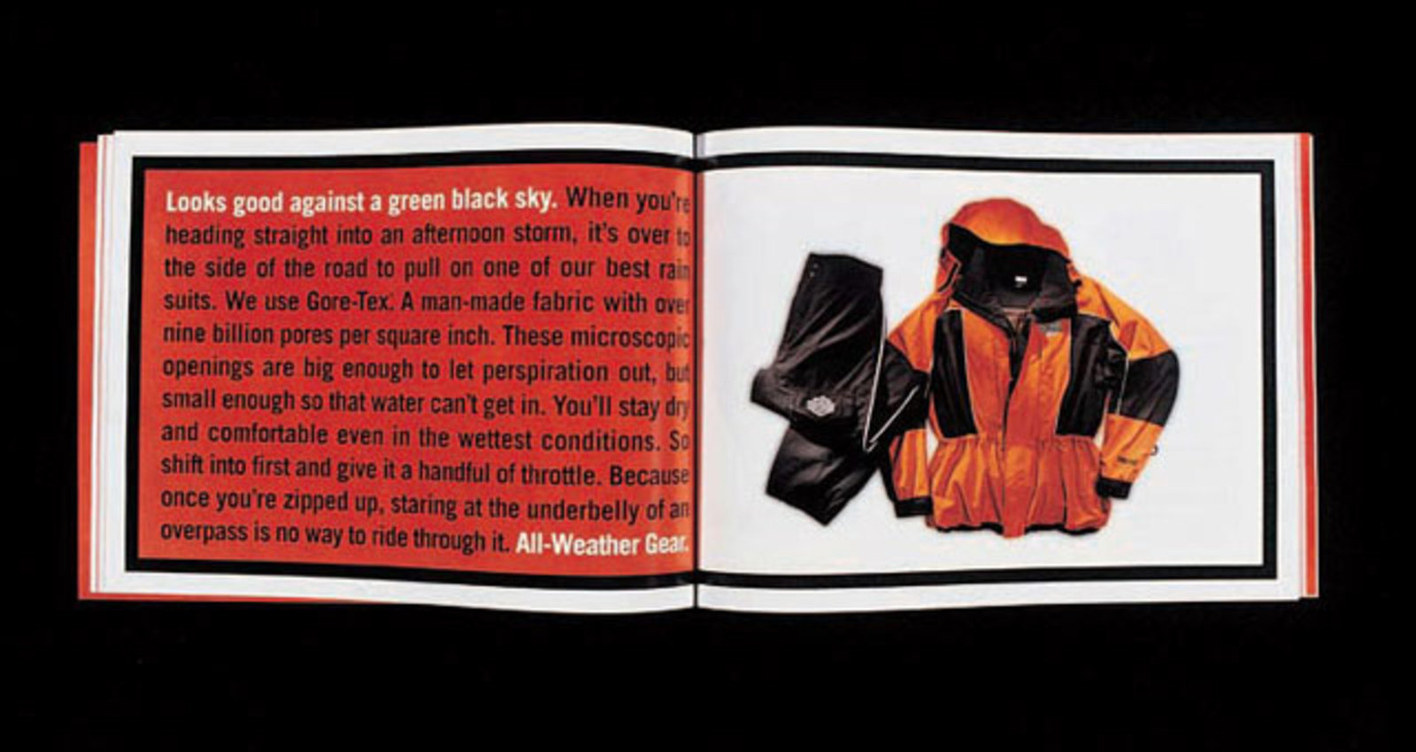 2002 CORE Motorclothes Catalog
