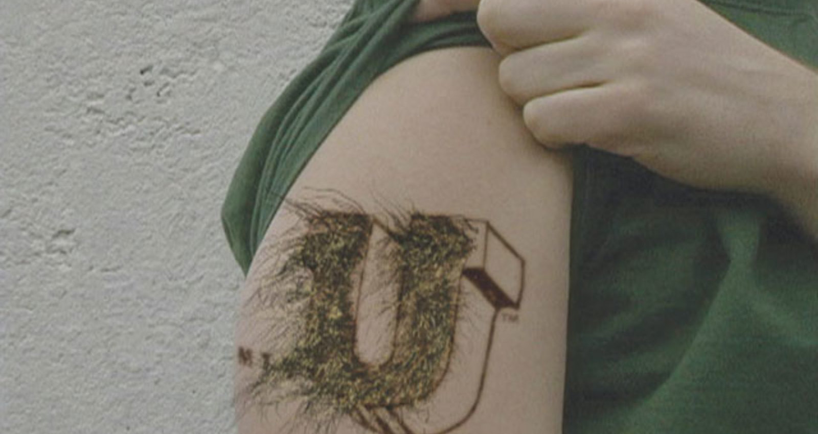 mtvU: Hairy Tattoo