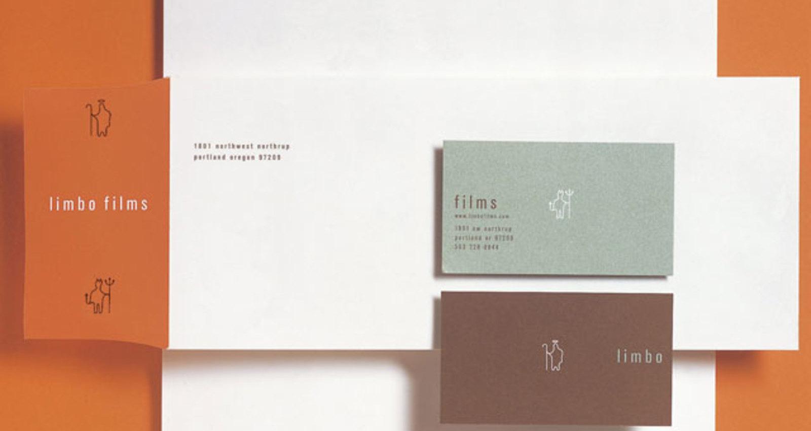 Limbo Films Identity