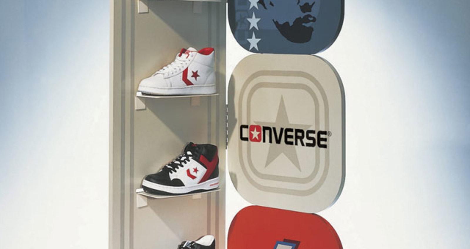 Converse Dr. J POS