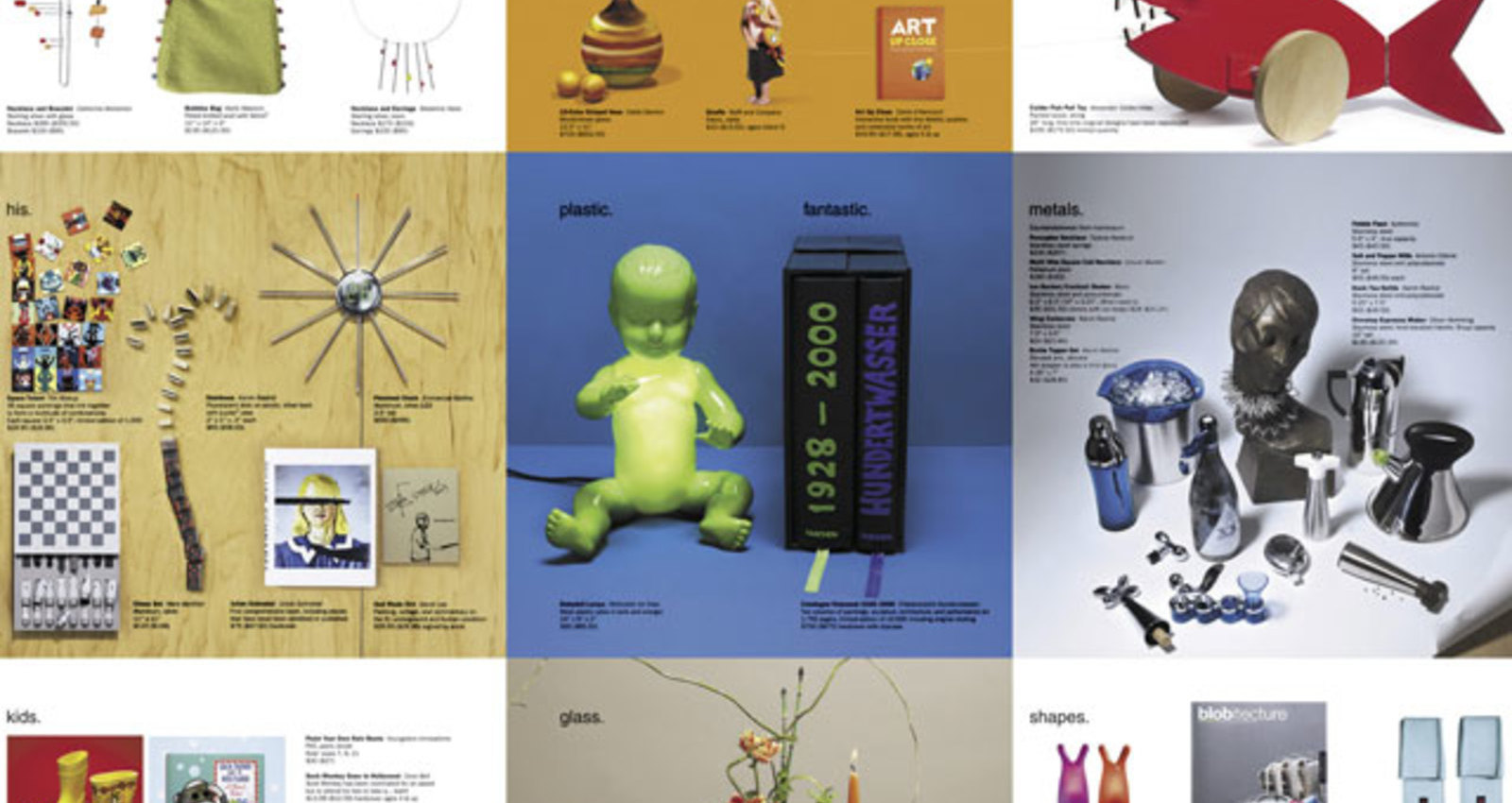 Museum Store Catalog