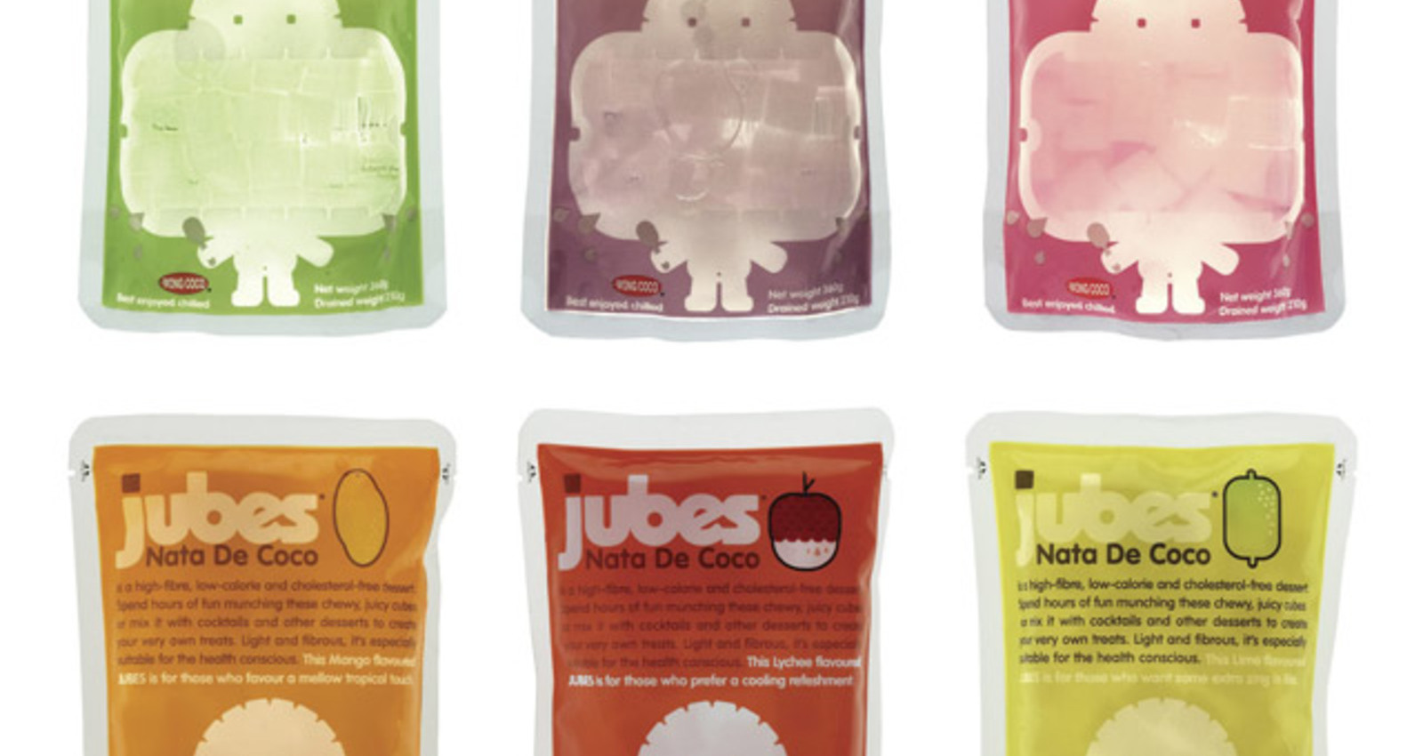 JUBES - Juicy Cubes
