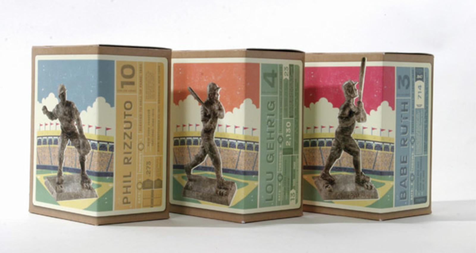 DiLuso Genoa/New York Yankees Legends Monument