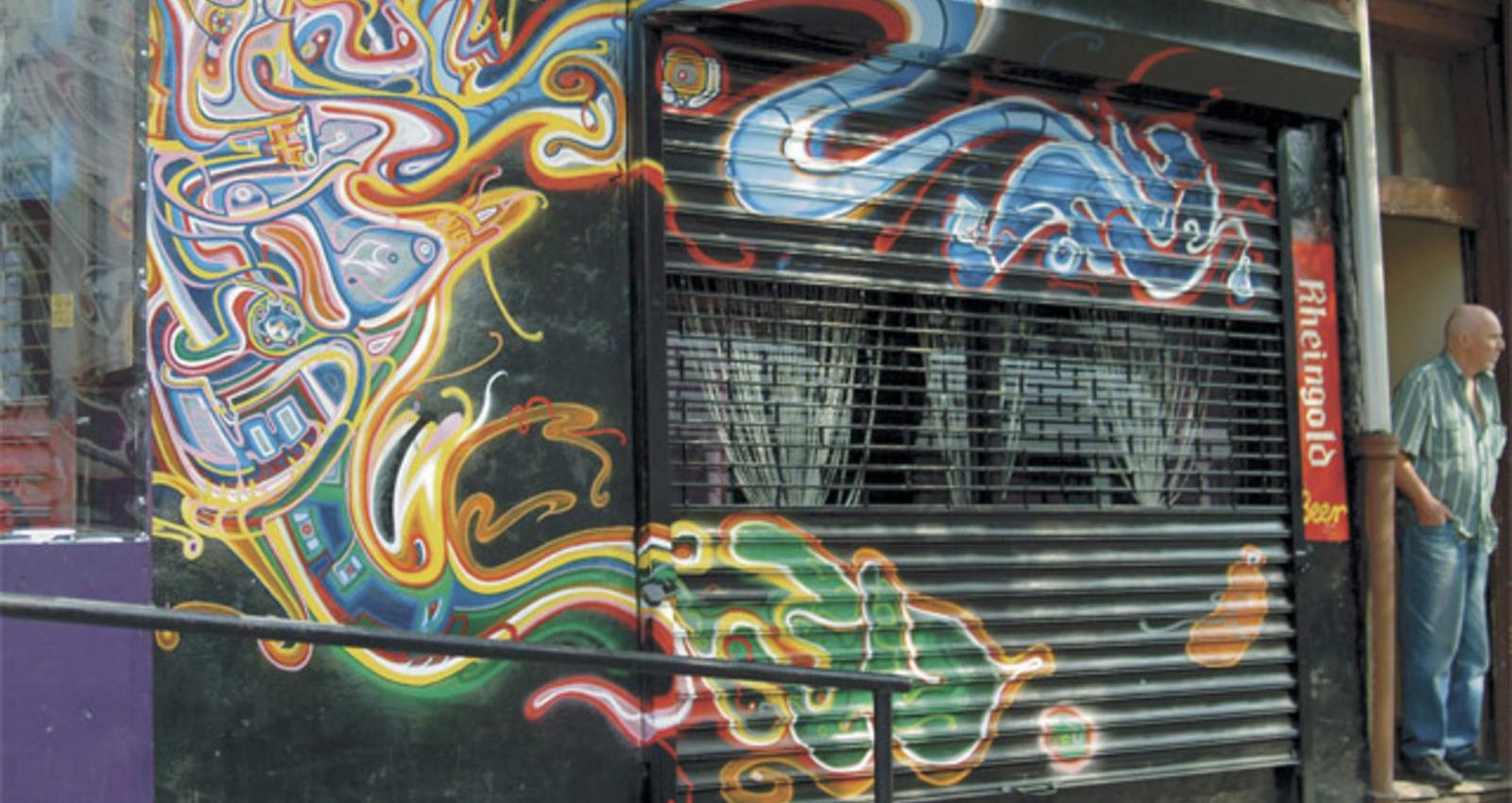 Rheingold Street Artist Nightshade Project