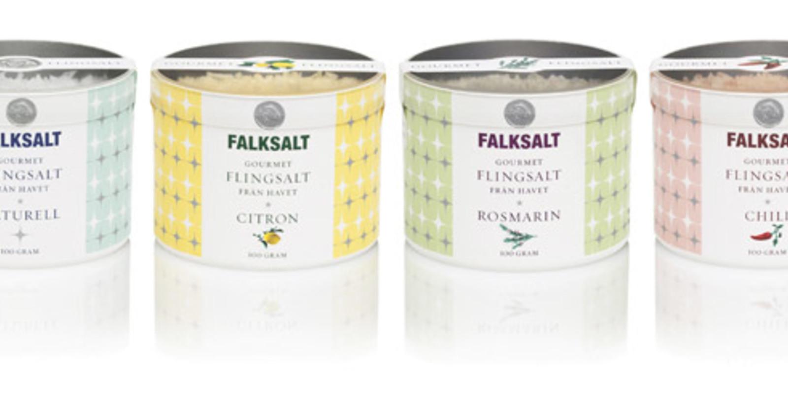 Flavoured table salt