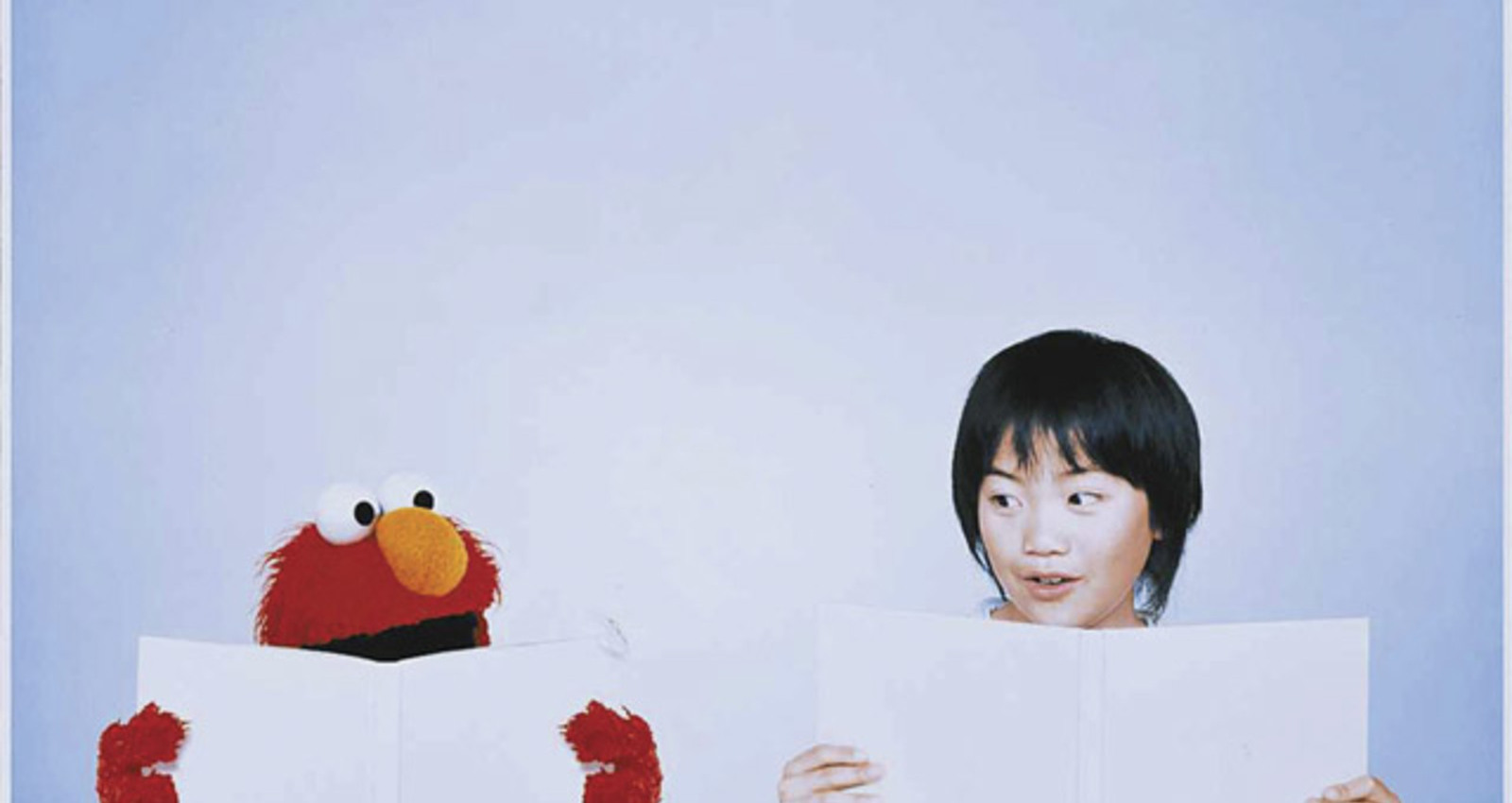 Feel new sesame street