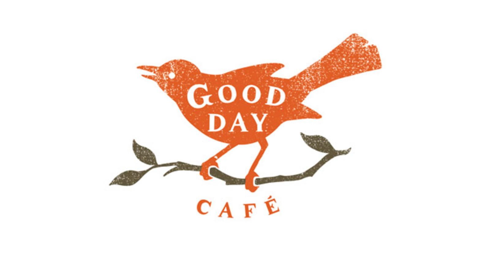 Good Day Cafe Identity