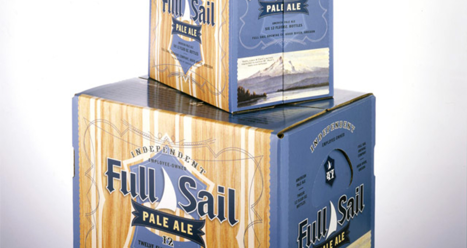 Full Sail 12-Pack Packaging