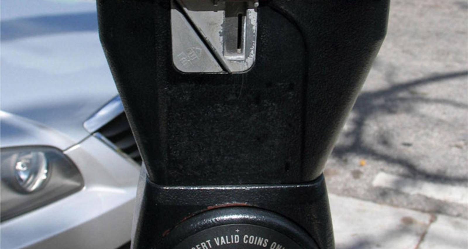 Motoring Meter Sticker