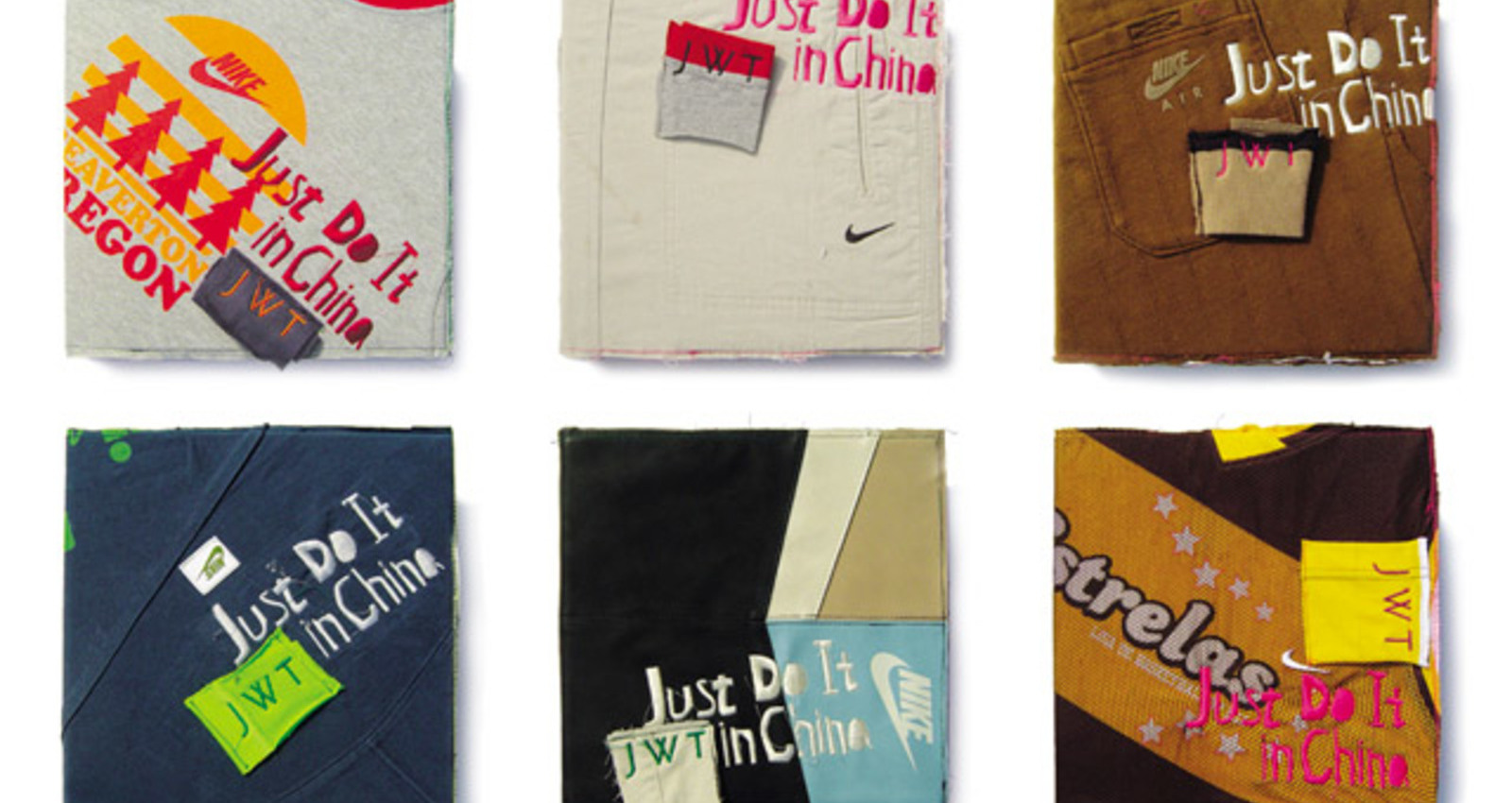Nike - Credential Book