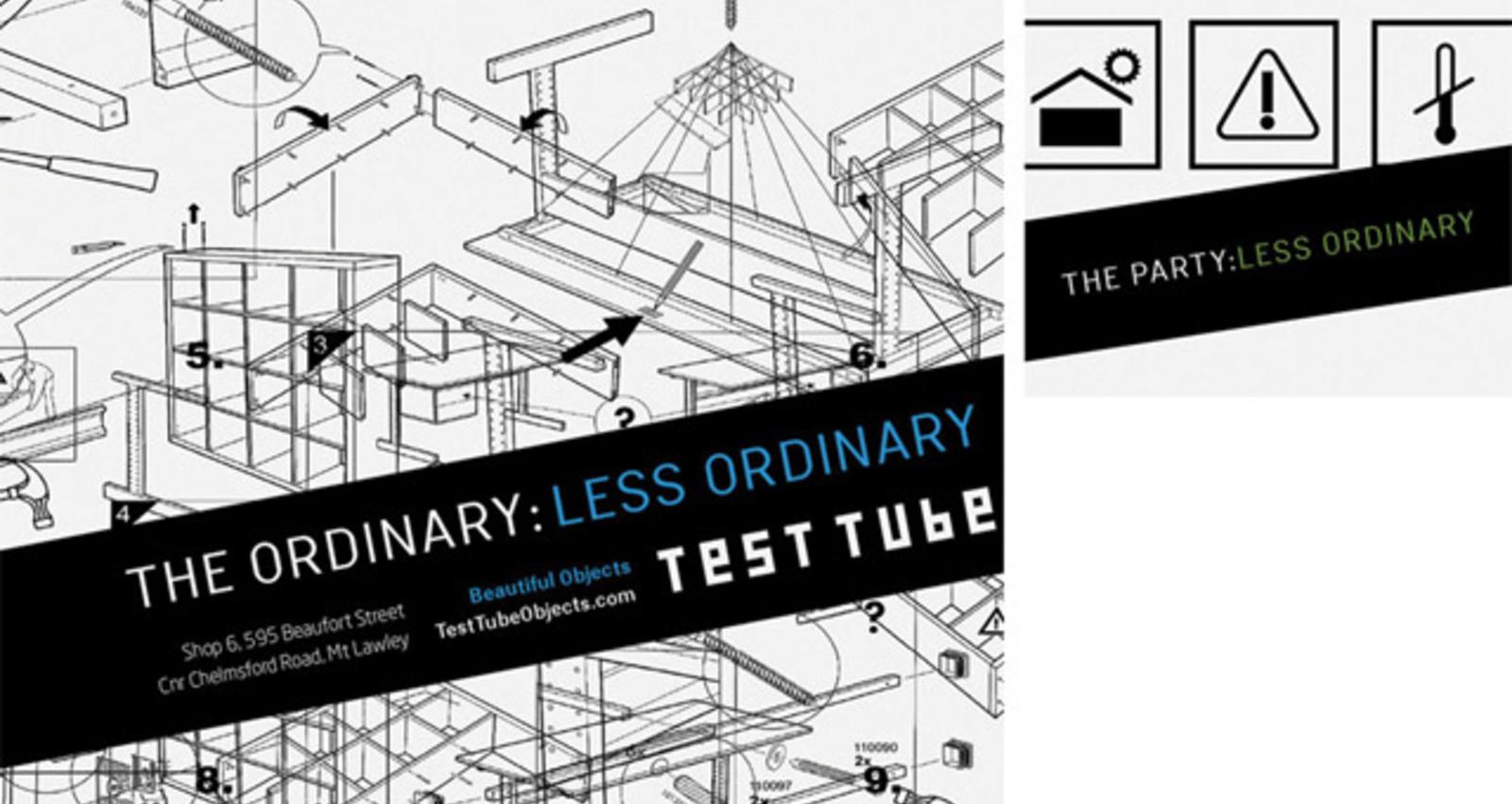 Test Tube Identity