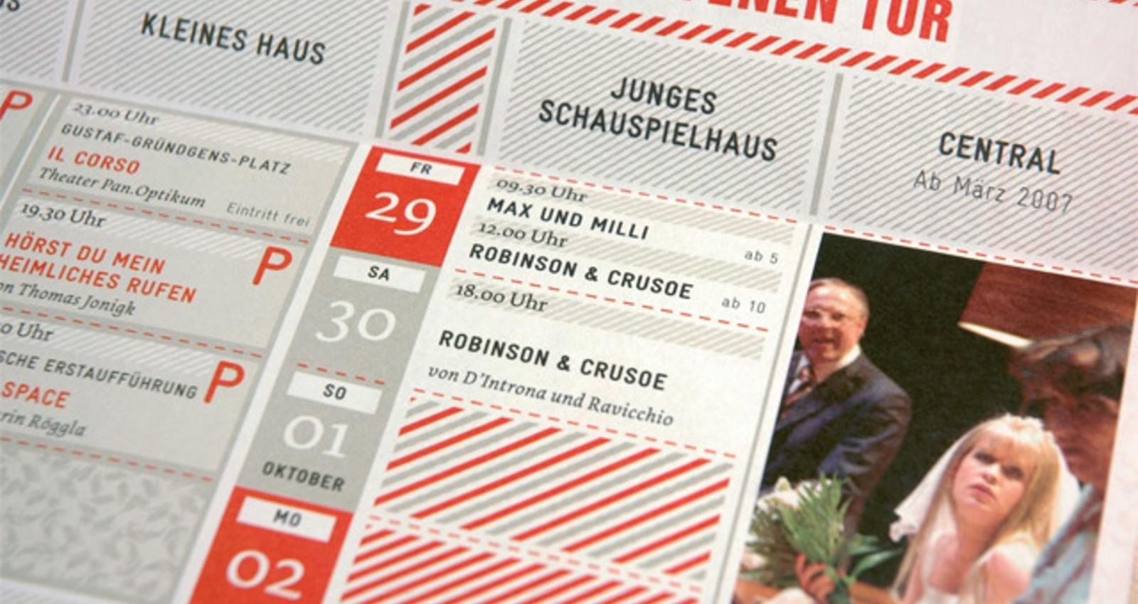 Duesseldorfer Schauspielhaus CD