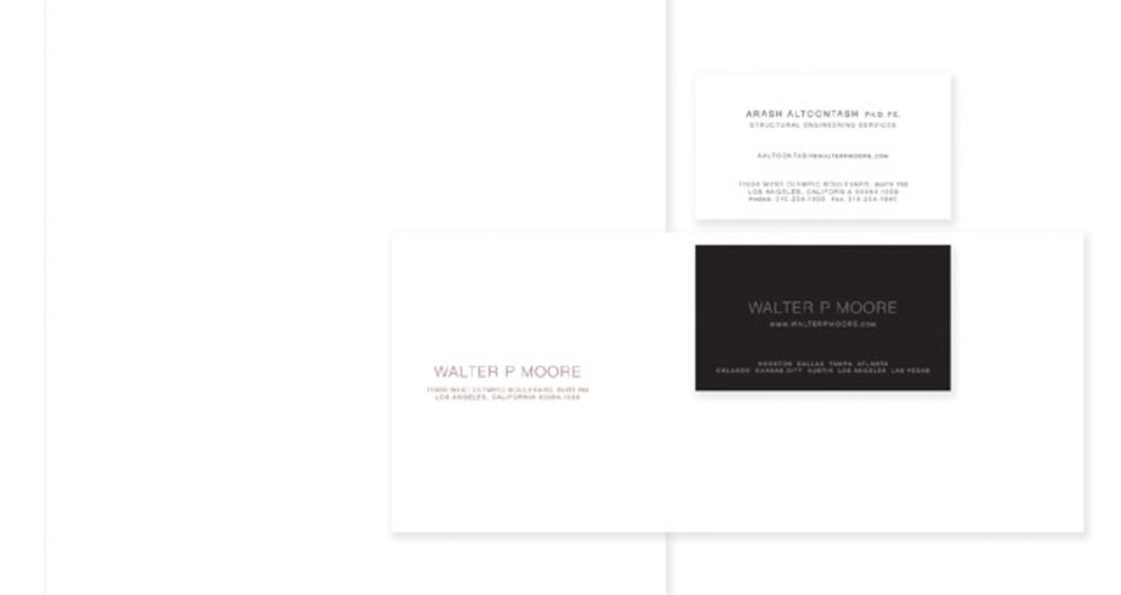 Walter P Moore Identity Program