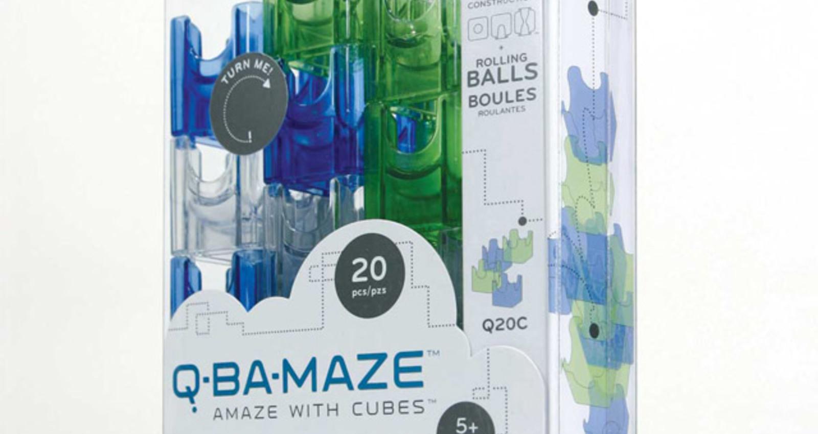 Q-BA-MAZE Box