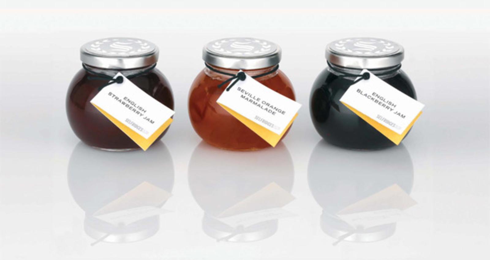 Selfridges Brand Packaging
