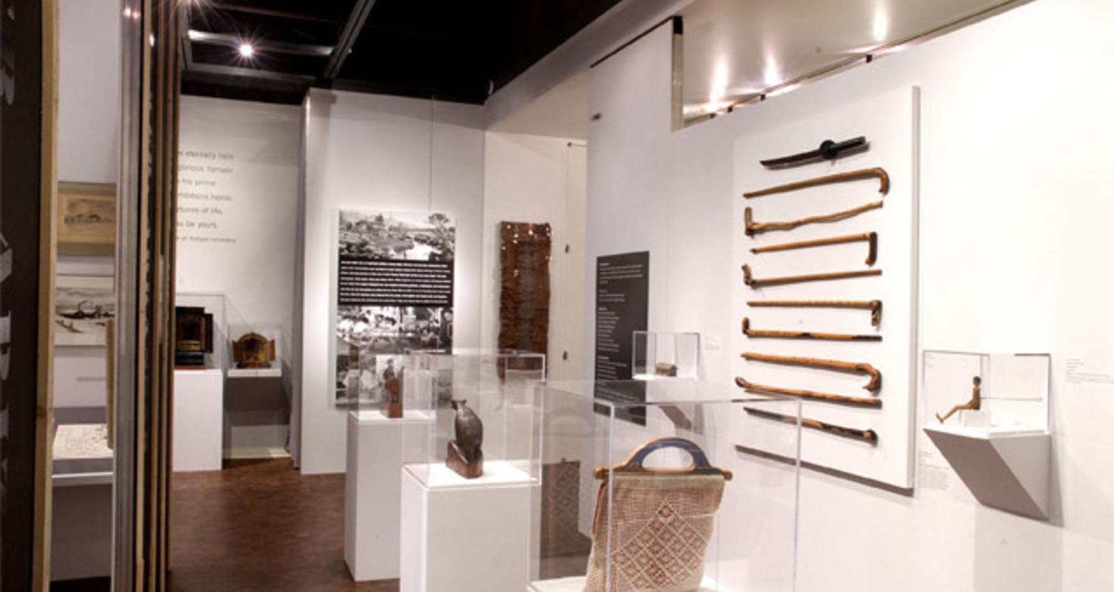 The Art of Gaman Museum Exhibit