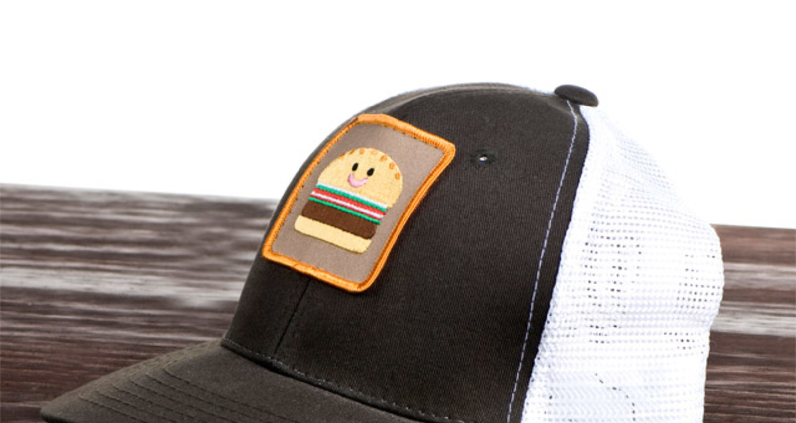 Whopper Hat Logo