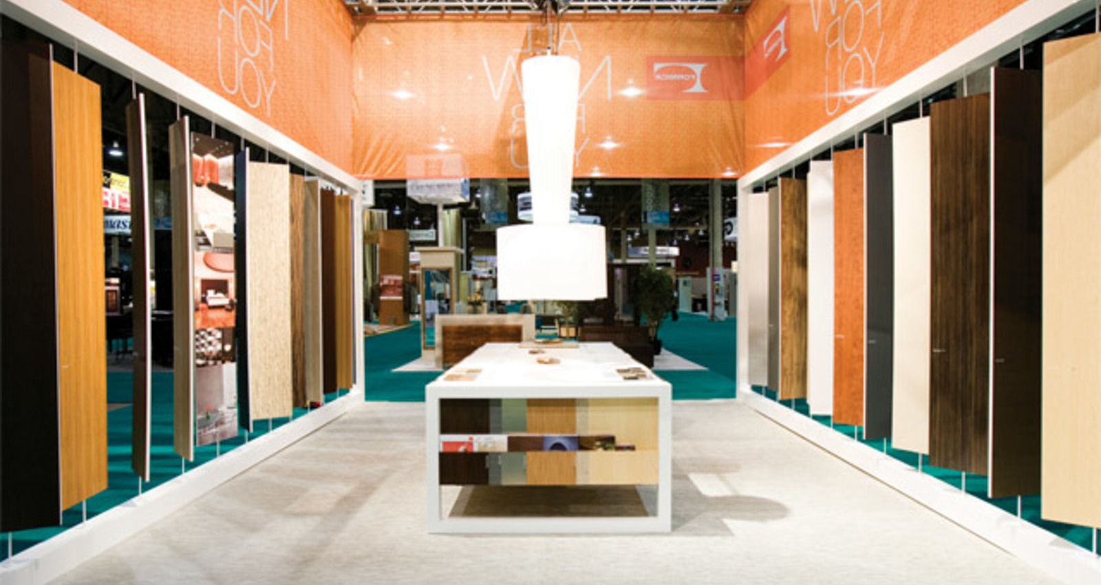 Hospitality Design Trade Booth 2007