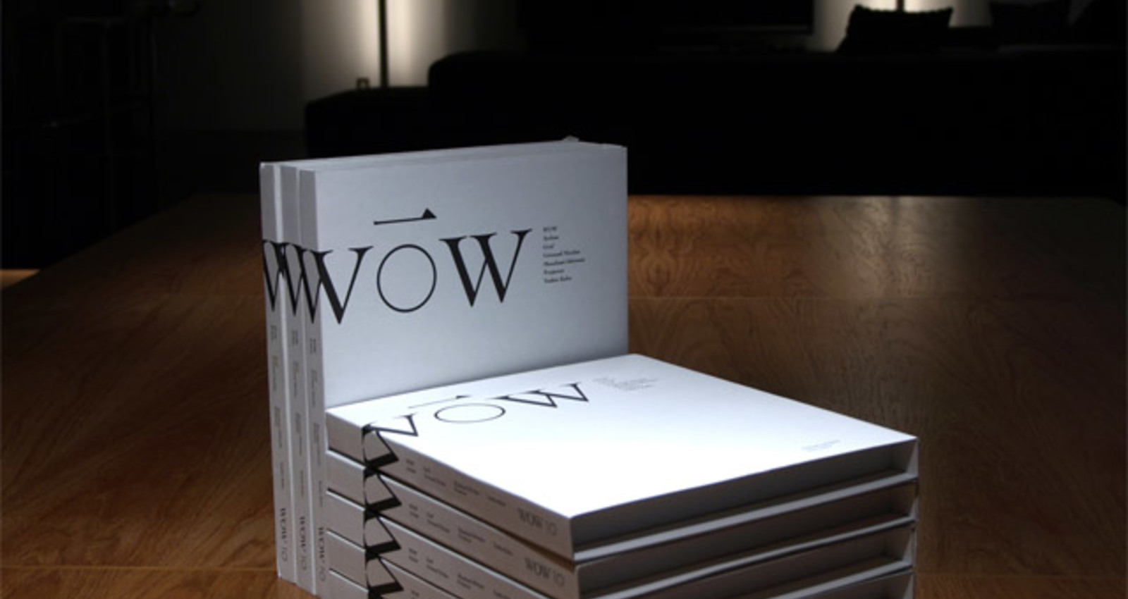 WOW10 : art book and DVD