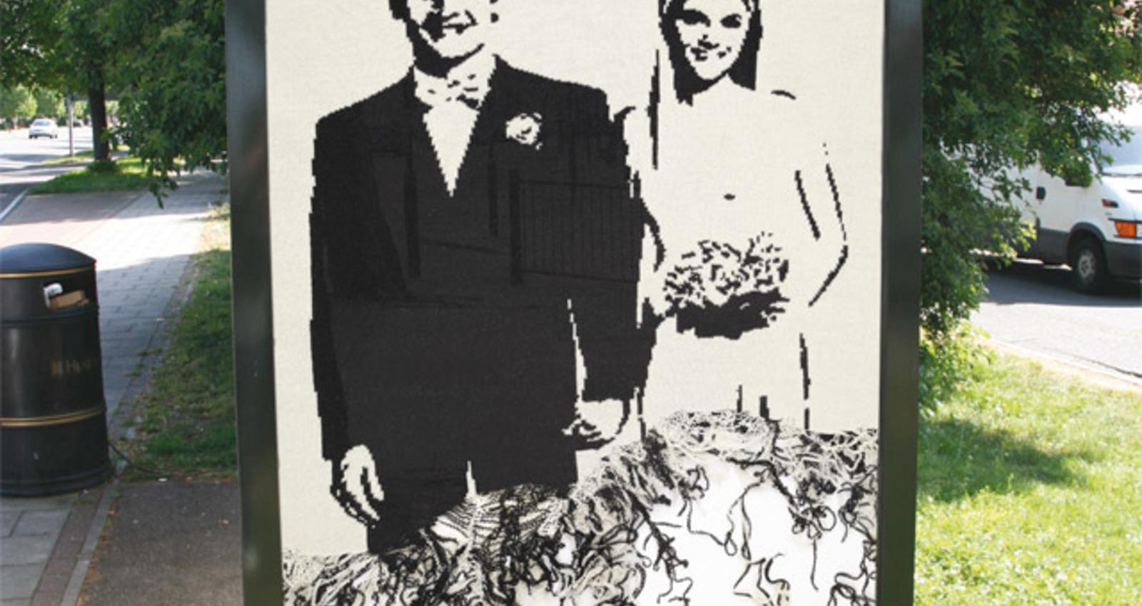 FALLING APART: MARRIAGE